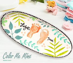 Richmond Tropical Baby Tray